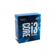 Procesador Intel Core i3-7350K de Séptima Generación, 4.2 GHz con Intel HD Graphics 630, Socket 1151, L3 Caché 4 MB, Dual-Core, 14nm. No incluye disipador BX80677I37350K
