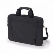 Dicota Slim Case Base 11 - 12.5 Geantă Notebook, Negru