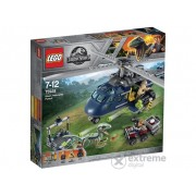 LEGO® Jurassic World Progon Blue-a helikopterom 75928