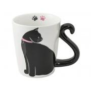 Кружка Эврика Черная кошка 99304