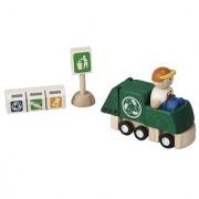 PlanToys Plan City Recycling Truck Set Vehicle