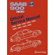 SAAB 900 16 Valve Official Service Manual: 1985-1993, Hardcover