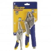 Irwin Vise-grip Locking Pliers Fast Release Set 2 pcs 10WR, 6LN T77T