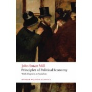 Principles of Political Economy and Chapters on Socialism (Mill John Stuart)(Paperback) (9780199553914)