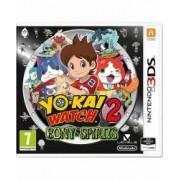 Joc Yo kai Watch 2 Bony Spirits Pentru Nintendo 3ds