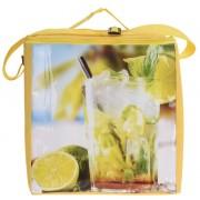 Chladící taška 18L žlutá