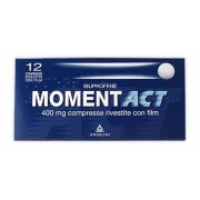 Momentact*12cpr Riv 400mg