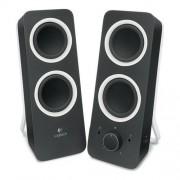 Logitech Logitech Z200. Sistema Audio: 2.0. Potenza In Uscita (Rms): 10 W
