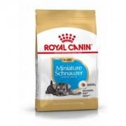 Royal Canin Breed Royal Canin Schnauzer Nain Junior pour chiot 3 x 1,5 kg