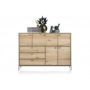 Xooon Kast dressette FANEUR - Natural Oak Hout