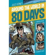 Around the World in 80 Days, Paperback/Jules Verne