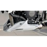 Honda CB1000R (2008-13) Belly Pan: Matt White 890155103