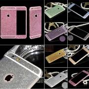 Folie Stras Bling Diamond autocolant colorat pentru Apple iPhone 6 / iPhone 6S