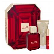 Michael Kors Sexy Ruby 100Ml Edp 100 Ml + Body Lotion 100 Ml + Edp 10 Ml Per Donna(Eau De Parfum)