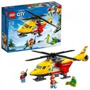 Lego City – Elicopterul ambulanta (60179)