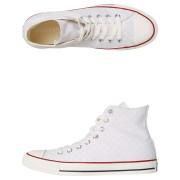 Converse Womens Chuck Taylor All Star Hi Shoe White