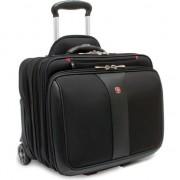 "Rucsac laptop wenger walizka + torba do laptopa PATRIOT czarna 17"" (600662)"
