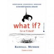 What if Ce-ar fi daca Raspunsuri stiintifice serioase la intrebari ipotetice absurde