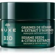 Nuxe Bio детоксикираща маска за озаряване на лицето 50 мл.