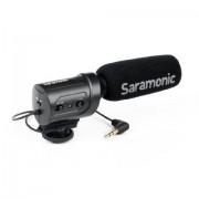 Microfon Directional de Camera cu Jack 3.5mm Saramonic SR-M3