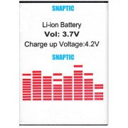 Snaptic Li Ion Polymer Replacement Battery for Intex Aqua Speed HD
