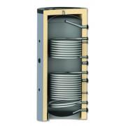 Rezervor de acumulare cu 2 serpentine Aquastic, AQPTC21500, 1500 l, izolat