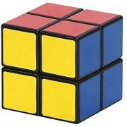 Shengshou 2x2 Brain Teaser Speed Puzzle Cube Black