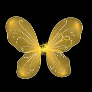 Gezichta Fairy Colorful Butterfly Wings Show Props Fancy Dress Kids Party Dressing Up Cost