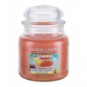 Yankee Candle Passion Fruit Martini 411 g vonná sviečka unisex