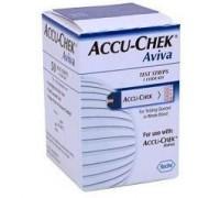 Roche Diabetes Care Italy Spa Strisce Misurazione Glicemia Accu-Chek Aviva Brk Retail 50 Pezzi
