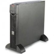 UPC APC Smart-UPS On-Line 1000VA Extended-run, Black, Rack/Tower convertible with PowerChute - SURT1000XLI