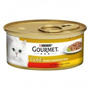 Megapack Gourmet Gold Doble Placer 48 x 85 g - Buey y pollo