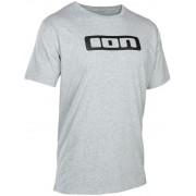 ION Logo T-Shirt Herr grå EU 54 XL 2019 T-shirts