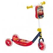 Mondo Toys Cars - Patinete 3 Ruedas Cars 3