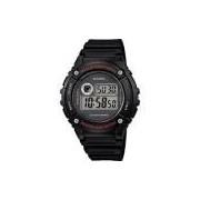 Relógio Masculino Casio Digital W-216H-1AVDF