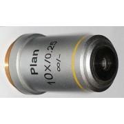 Obiectiv plan 10x pentru microscoape Lacerta seria Infinity