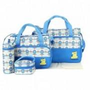 Geanta pentru mamici Mama Bag Emilia Blue