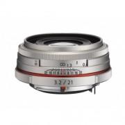 Pentax SMC DA 21mm f/3.2 AL Limited (ezüst)