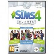 Joc The Sims 4 Bundle pentru PC code in a box