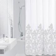 Douche Concurrent Douchegordijn Differnz Textiel Classic Polyester Grijs 180x200cm