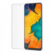 Folie protectie transparenta Case friendly 4smarts Second Glass Limited Cover Samsung Galaxy A30 2019