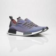 adidas nmd_r1 stlt pk Hi-Res Blue S18/Core Black/Chalk Coral S18