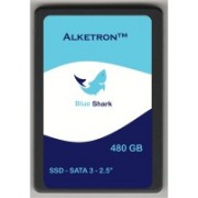 Alketron Alketron™ Blue Shark - SSD 480 GB Desktop, Laptop Internal Solid State Drive (ABS6000-480G)