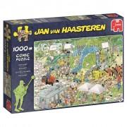Jumbo Puzzel Jan Van Haasteren De Filmset 1000 Stukjes