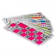 Cartones para Bingo Tamaño XXL