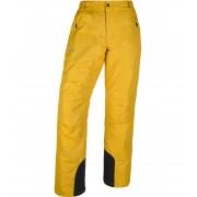 KILPI Pánské lyžařské kalhoty GABONE-M JM0203KIYEL Žlutá XXL