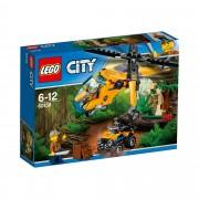 Lego City 60158 Dschungel-Fracht-Hubschrauber