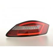 FK-Automotive fanali posteriori a LED Lightbar Porsche Boxster tipo 987 anno 04-09 rosso/chiaro