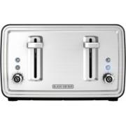 Black & Decker 1UPE9O4NVQ4U 500 W Pop Up Toaster(Black)