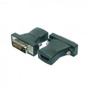 Adaptor Logilink tip DVI M la HDMI F